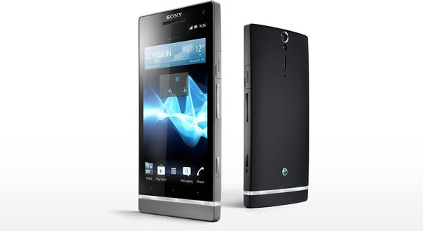 Sony presenta el nuevo Xperia SL