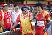 CCL 4 Telugu Warriors vs Kerala Strikers Match Photos-thumbnail-3