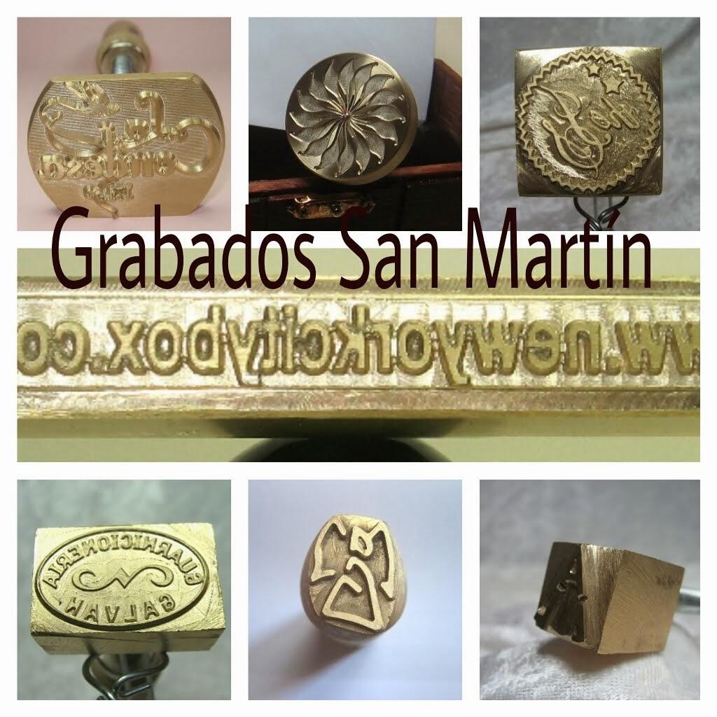 GRABADOS SAN MARTIN