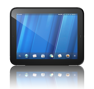 Nueva tablet con WebOs