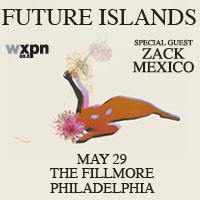 Future Islands Tix