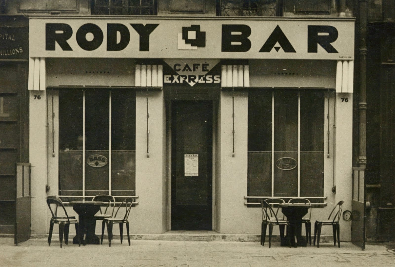 Le Rody Bar