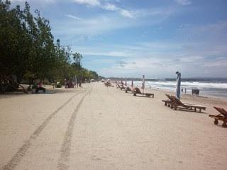 Kawasan Pantai Kuta Bali