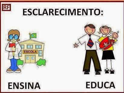Escola Ensina - Família Educa