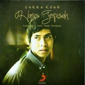 Lirik dan Chord Gitar Cakra Khan - Harus Terpisah