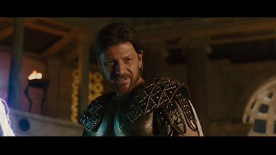 Sean Bean como zeus - Juego de Tronos en los siete reinos