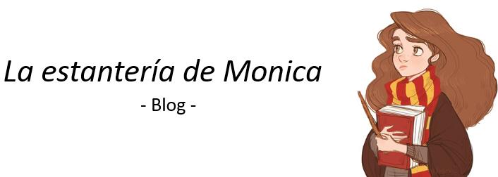 La estanteria de Mónica.