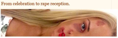 Lisa voldtatt