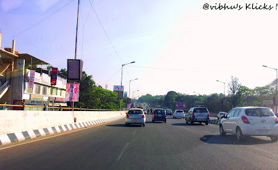 Race against time ~ Banglore Morning Rush