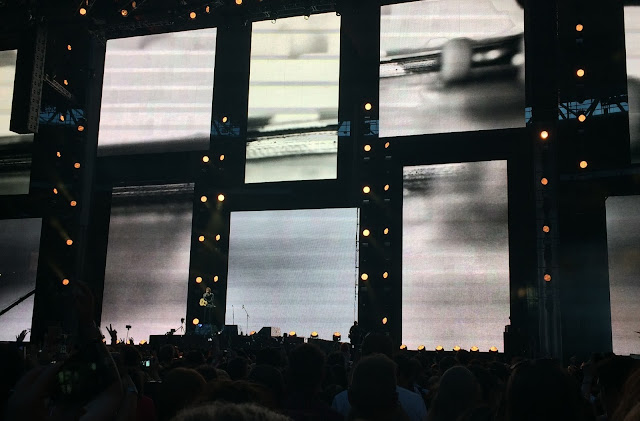 Ed Sheeran Concert Wembley July 2015