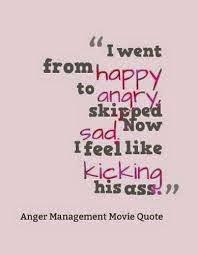 Happy Sad Angry Kicking Ass