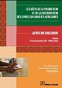 colloque sur les livres en langues africaines