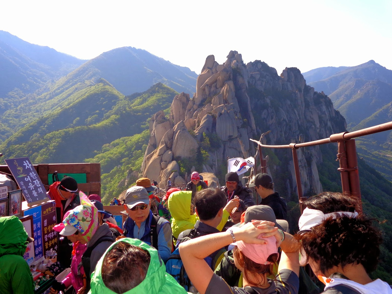 Seoraksan-National-Park-peak