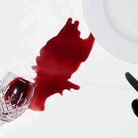 Trucos para quitar las manchas de vino un manitas en casa - Manchas de vino ...