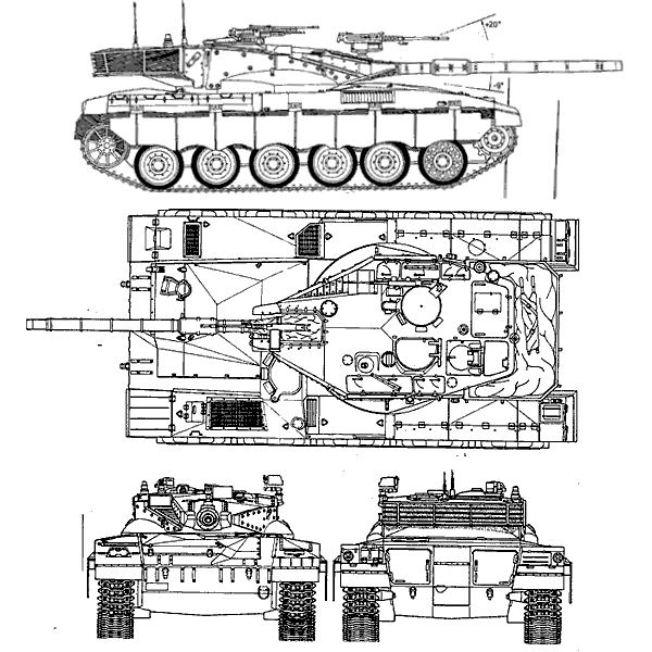 Broadsword the great indian tank design challenge for Cistern plans