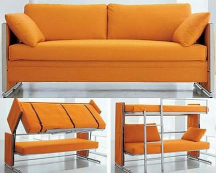 Elegir un sof cama dormitorios con estilo for Imagenes de sofa cama