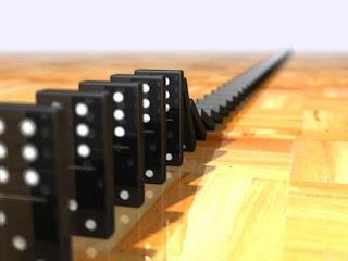Tìn hiểu về hiệu ứng domin