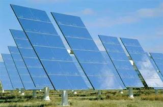 محطات توليد الطاقة بإستخدام الطاقة الشمسية