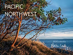 2020 Pacific Northwest Calendar