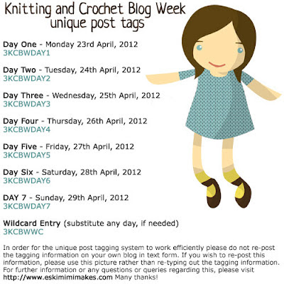 Knitting & Crochet Blog Week 2012 info