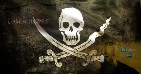10 séries mais pirateadas em 2013