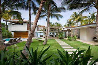 desain rumah tropis minimalis