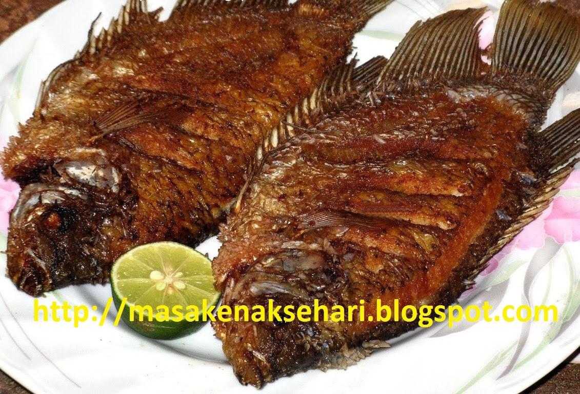 resep masakan ikan rumahan
