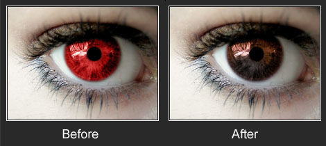Red Eye Correction