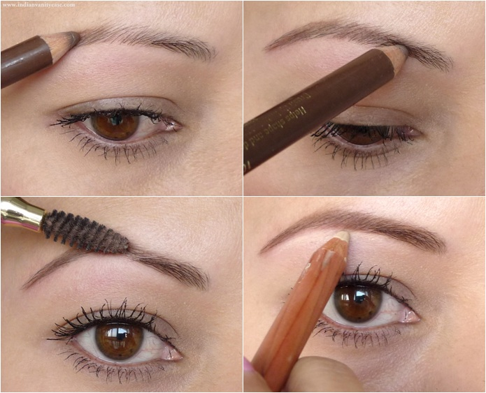 How to do your eyebrows with a eyebrow pencil – World novelties ...