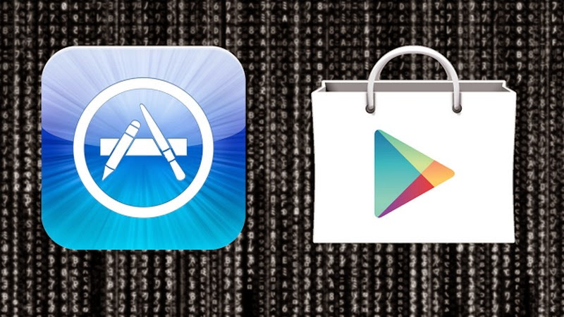 app store versus google play store