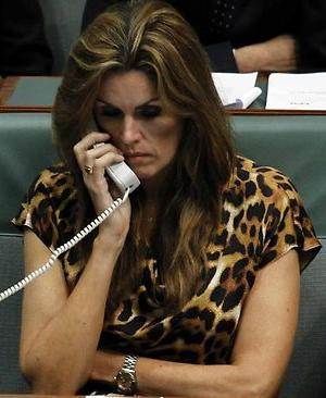 Tony Abbott's chief of staff, Peta Credlin
