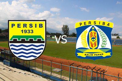 Persib Bandung vs Persiba Balikpapan
