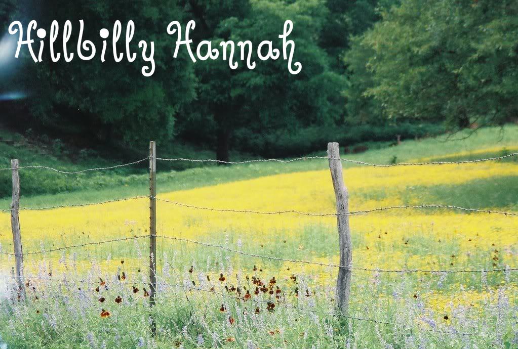 HIllbilly Hannah