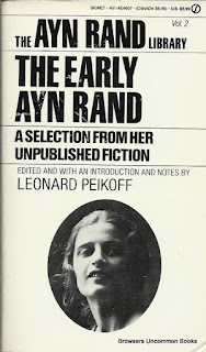 essay on the fountainhead by ayn rand