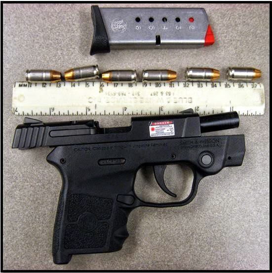 Loaded Firearm (IND)