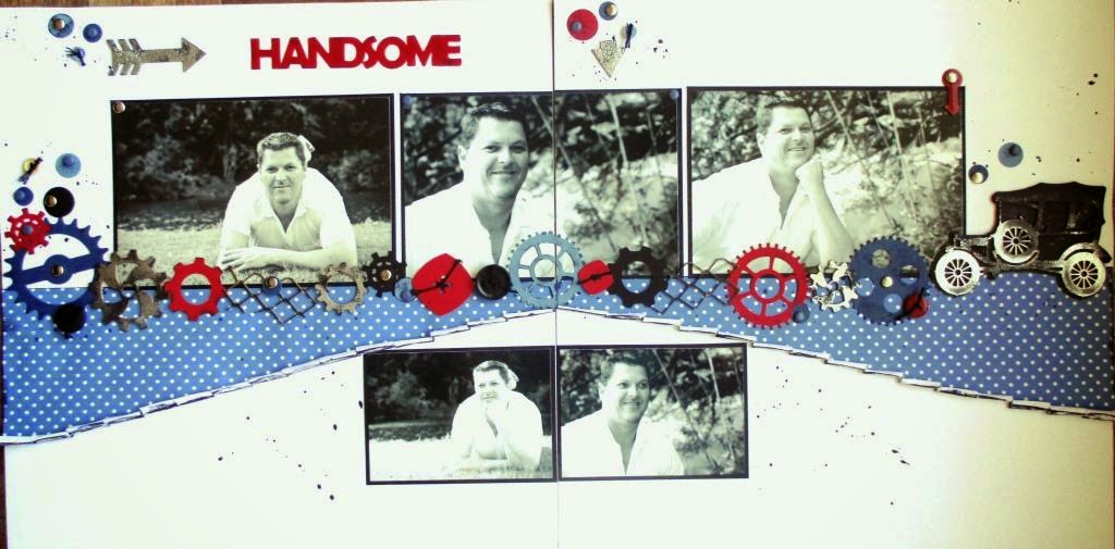 Handsome - 2 Left