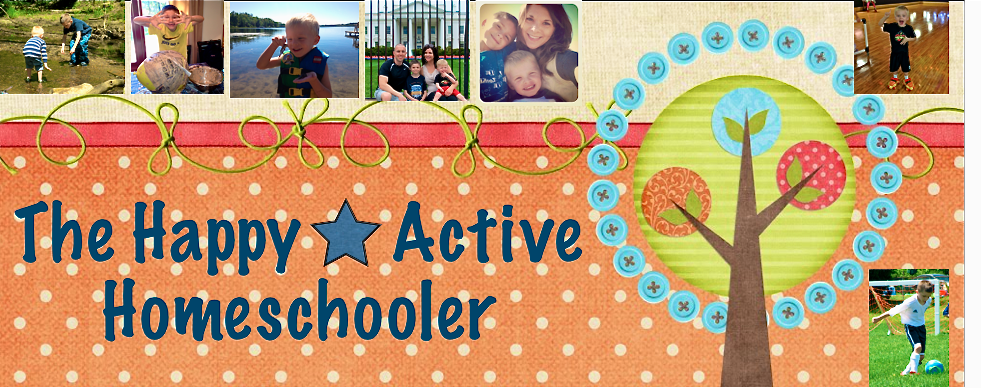The Happy Active Homeschooler