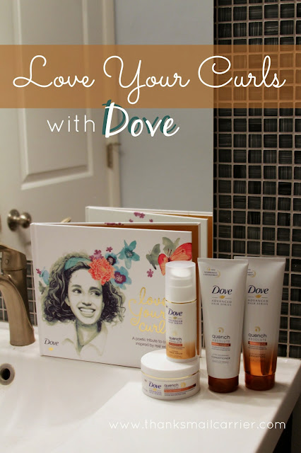Dove Hair Love Your Curls