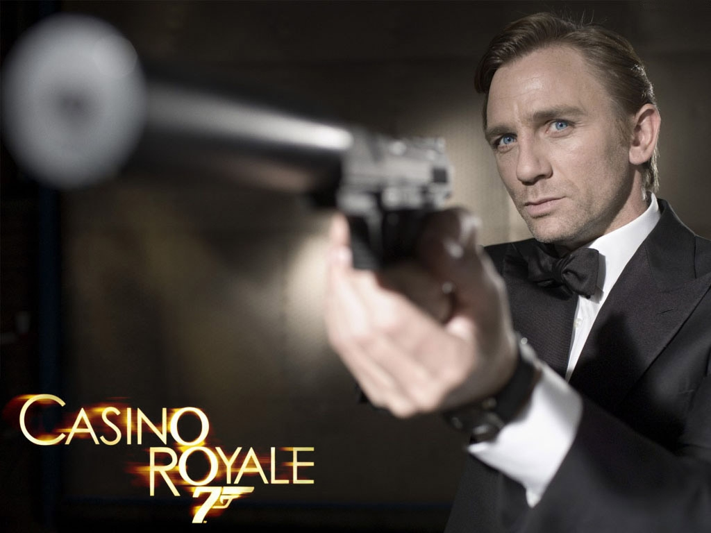 reses  New Bond Daniel Craig Wallpapers