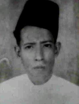 AHMAD BIN ABDULLAH SANI (1909-1984)-TUKANG PERAHU PINIS