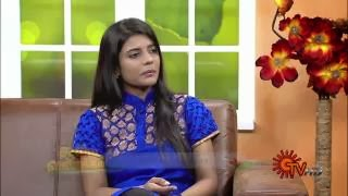 Virundhinar Pakkam – Sun TV Show 12-02-2014 Actress Aishwarya