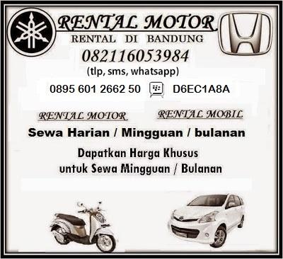 Rental Motor Di Bandung | 082116053984 | 2AE0764E