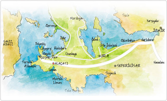 Honeymoon Planning - Izmir, Turkey