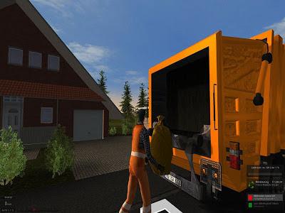 garbage truck simulator 2013 free download