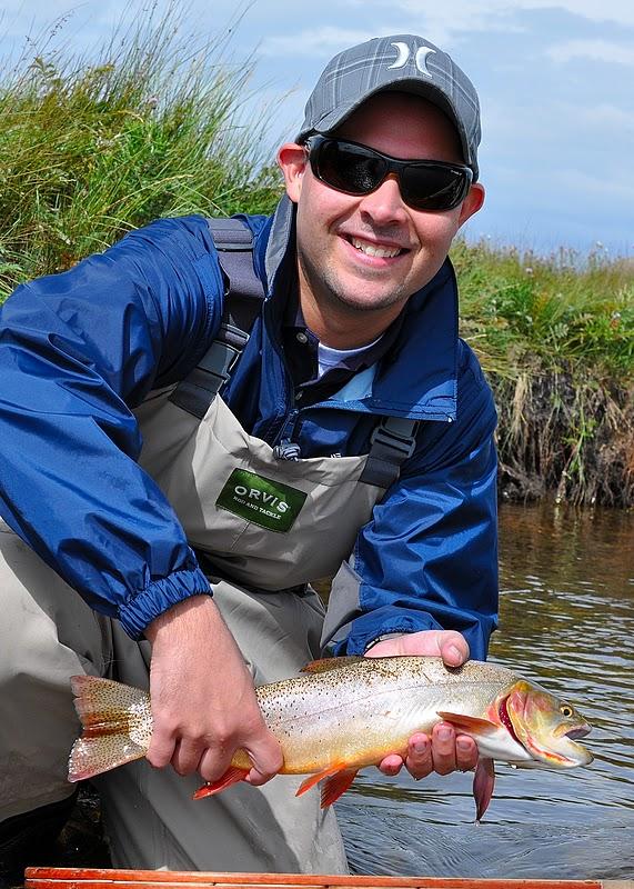 Colorado fly fishing magazine dreamstream fishing report for Dream stream fishing report