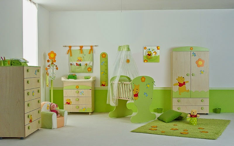 winnie the pooh inspiration for your best baby room designs a
