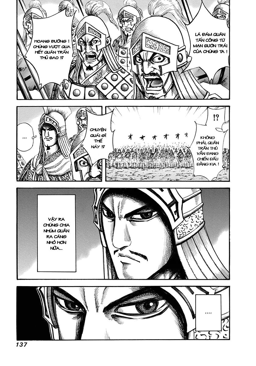 Kingdom - Vương Giả Thiên Hạ  Chapter 126 page 4 - IZTruyenTranh.com
