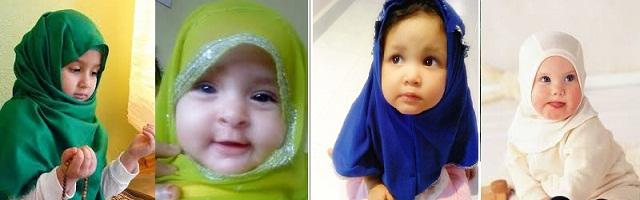 Kumpulan Nama Baik Untuk Bayi Perempuan islam