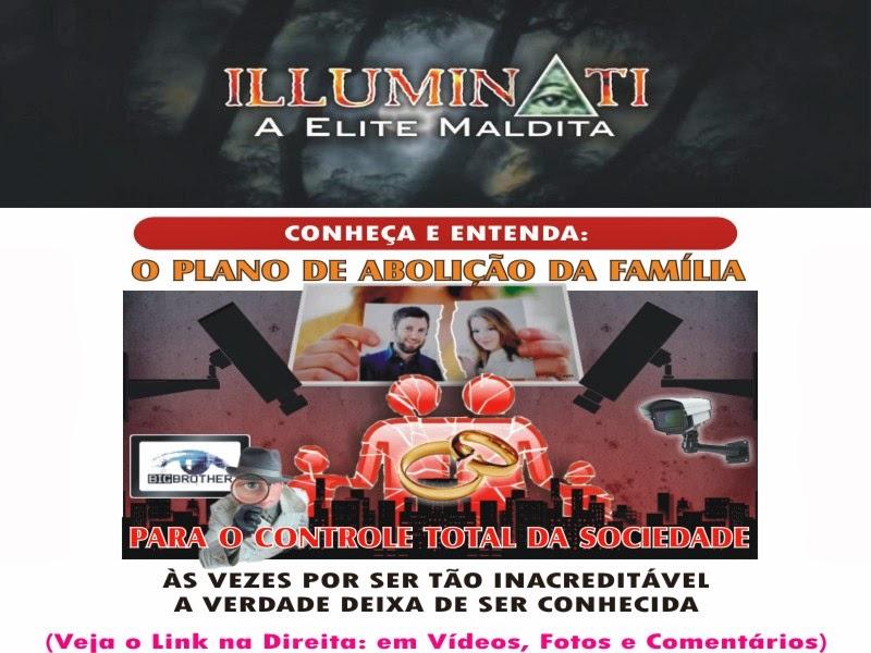 ILLUMINATI - A ELITE MALDITA