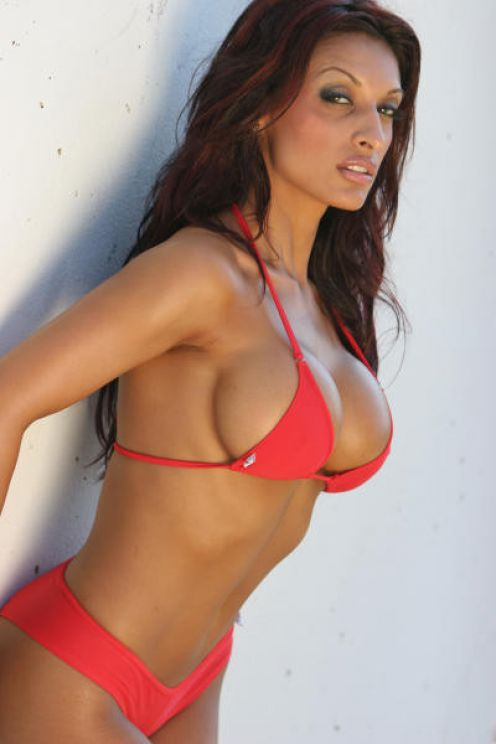 Amrit Dhaliwal India's First International Bikini Fitness Babe